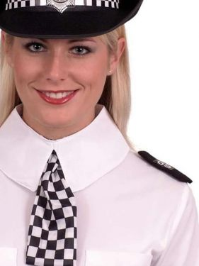 Ladies Fancy Dress WPC Police Set